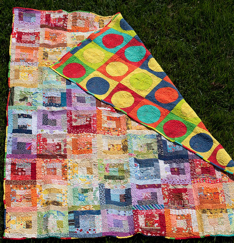 Camping Quilt #1 | by Mama Urchin