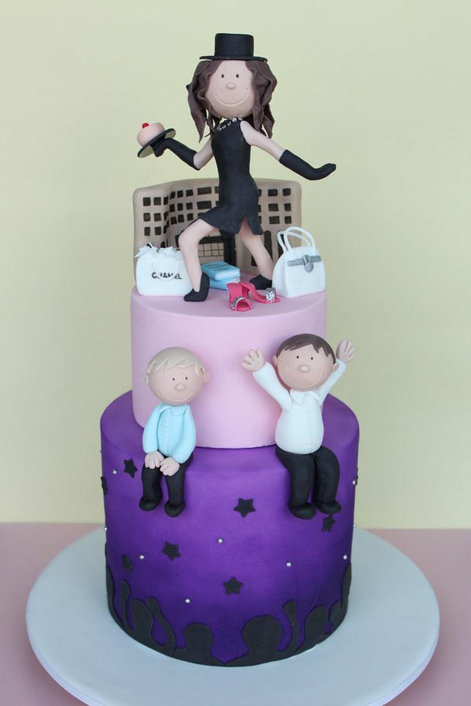 Wee  Birthday Cake