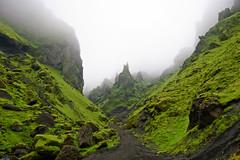 Þakgil by Óli Már