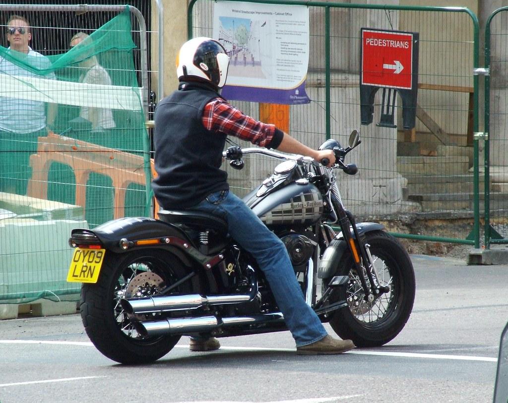 Harley Davidson Crossbones Review
