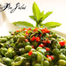 Minted Pea Salad  @ Magic Flavours