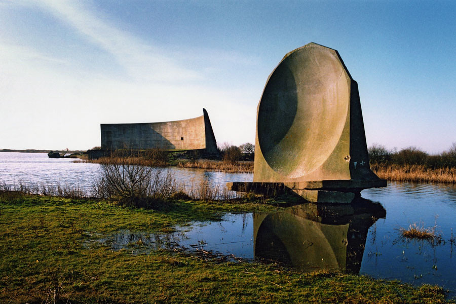 Denge Sound Mirrors 1998 I Think It Was One Of My