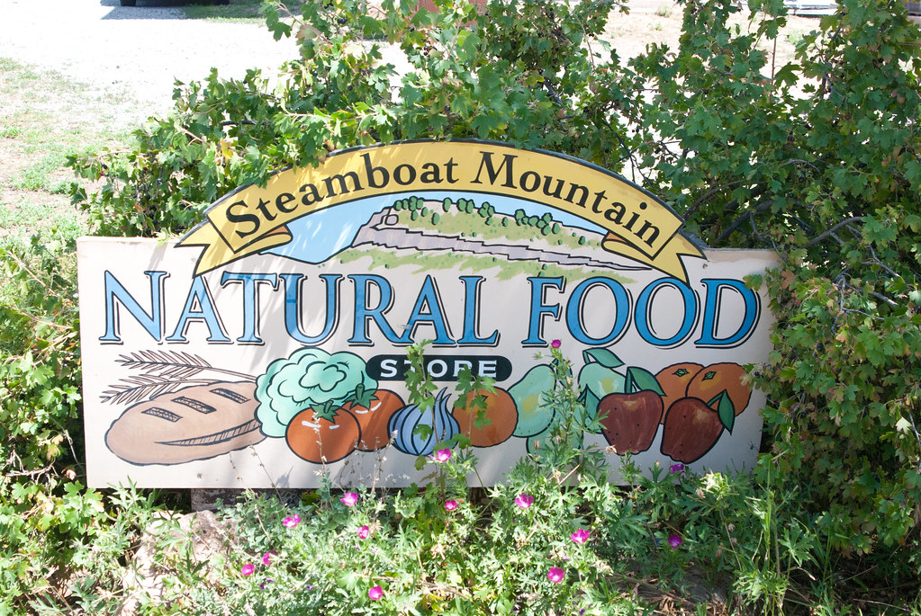 Natural Food Store North Wenatchee Ave