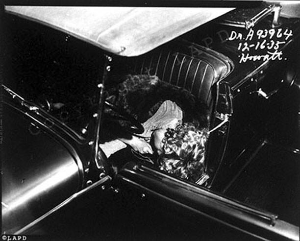 Hollywood Car Accident Victim