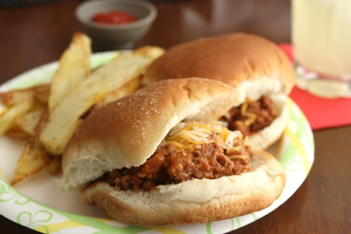 Sloppy Joes | by niftyfoodie