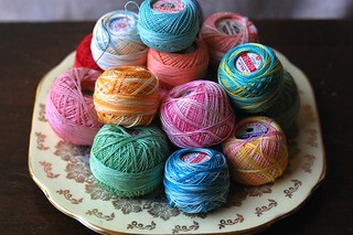 Vintage tatting threads | by wondertrading
