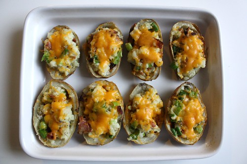 Twice Baked Potatoes | by alanagkelly