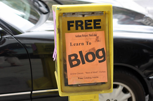 Learn to Blog | by David Lebovitz
