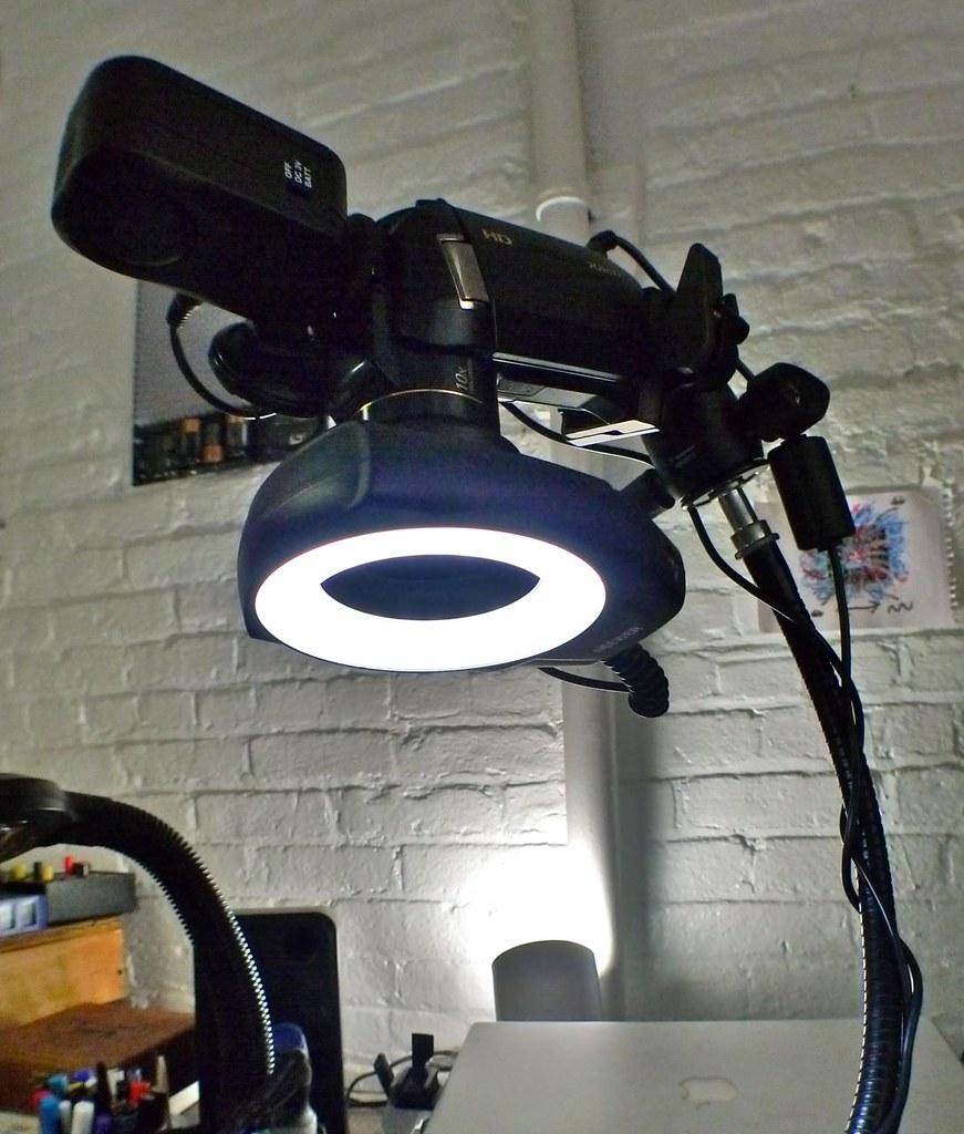 Ring Light Flickr