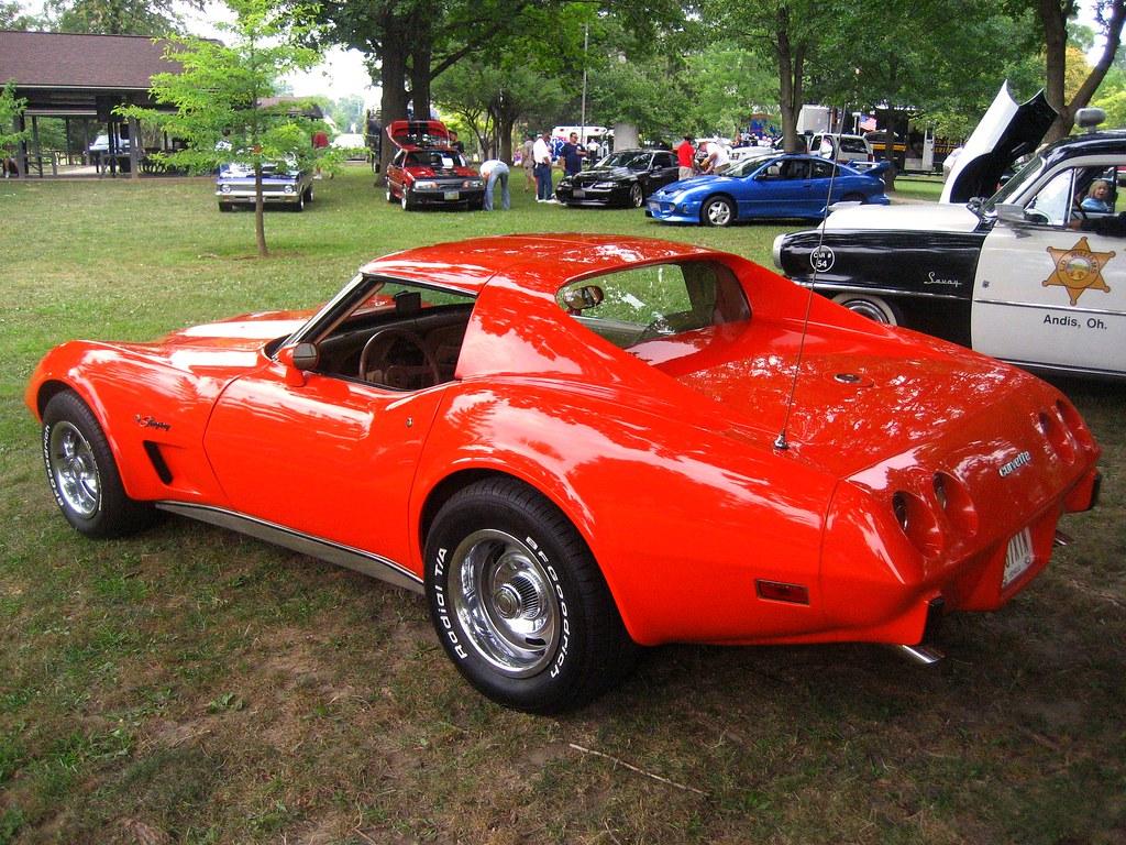 Chillicothe Ohio Car Show