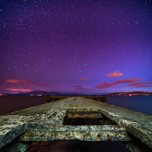 Meteor Shower 12-9-10 | by Peter Ribbeck