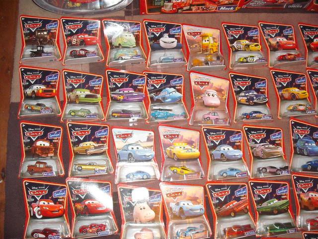 94 disney pixar cars collection 4 sale flickr photo for Bureau cars toys r us