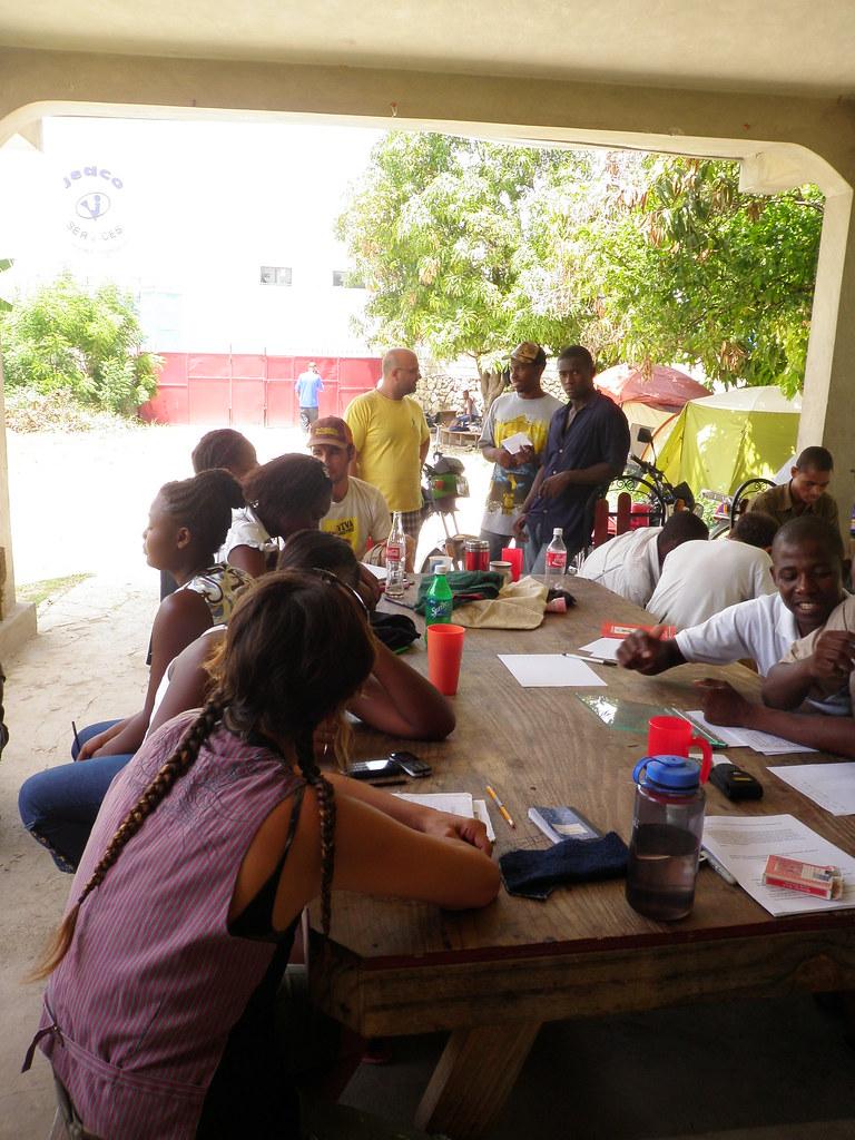 haitian chat