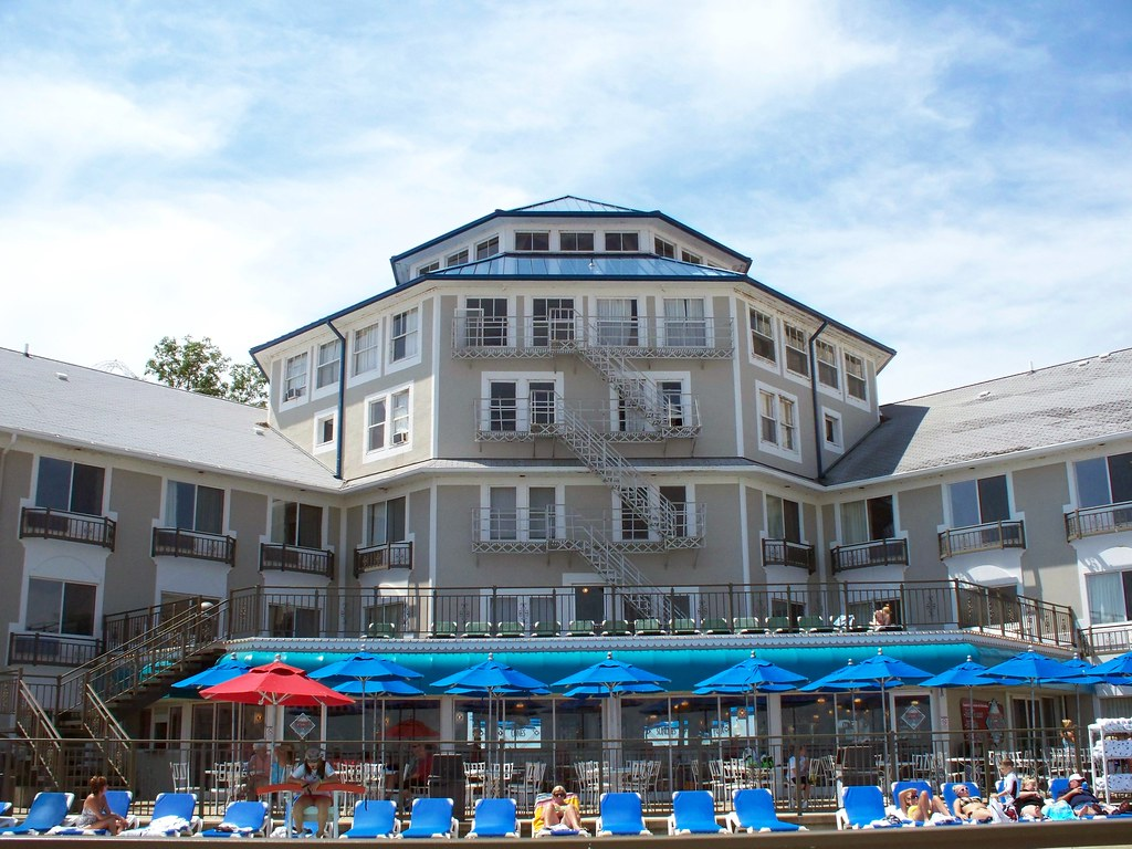 Cedar Point Hotel And Park Packages