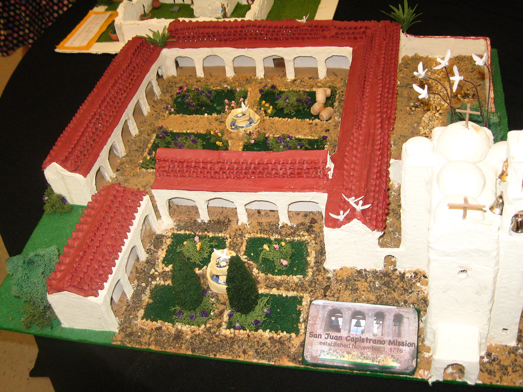 """a research on the jewel of the missions san juan capistrano Mission san juan capistrano: """"the jewel of the missions"""" 4th grade mr sams february 28, 2001 report by joshua genzuk."""