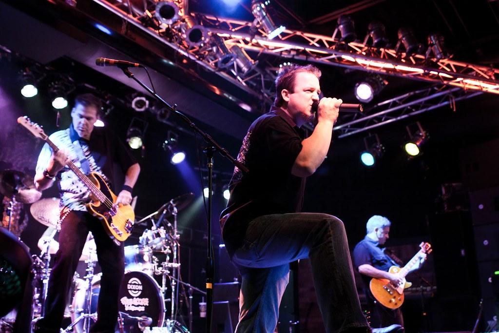 BURN UNIT - 08.21.10 | Burn Unit concert at Feelgoods in Las ...