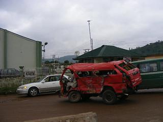 Car Accident Invloved Human Error