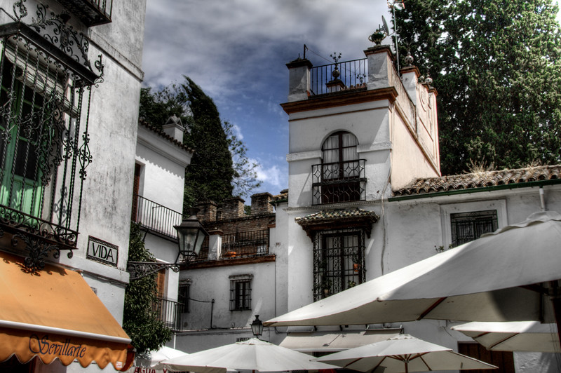 Vida street seville calle vida sevilla vida life - Calle correduria sevilla ...