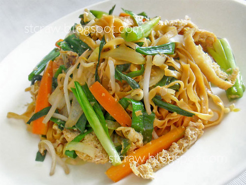 Cantonese Stir Fried Egg Noodles | by somethings2consider