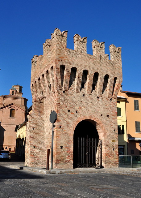Photo - Porta montanara imola ...
