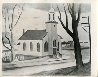 North Branford Church | by CT State Library
