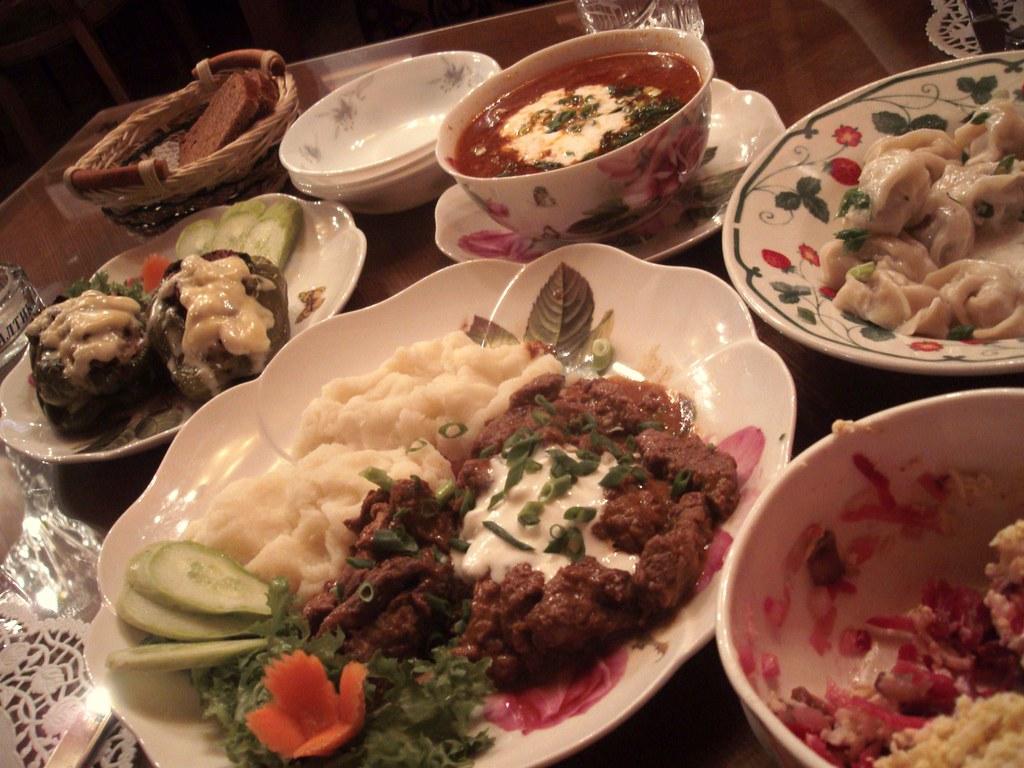 Good Food Near Dongdaemun