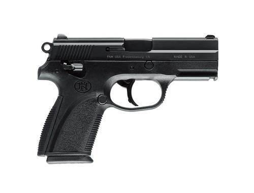 Fn Herstal Fnp 9m Da Sa Matte Black Stainless Pistol 9mm
