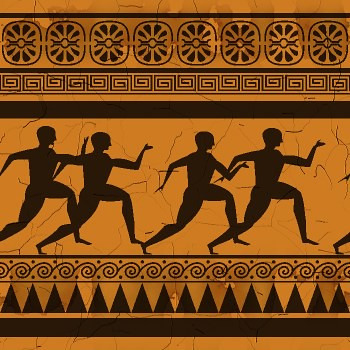 Greek Vase Painting Original Can Be Downloaded In Gtx Or J Flickr