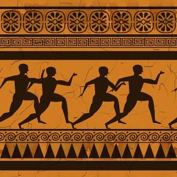 Greek Vase Painting Original Can Be Downloaded In Gtx Or J Flickr