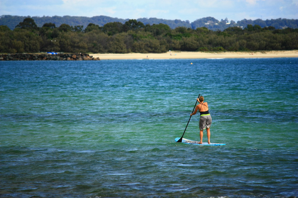 Stand Up Paddle Board Hire Phillip Island