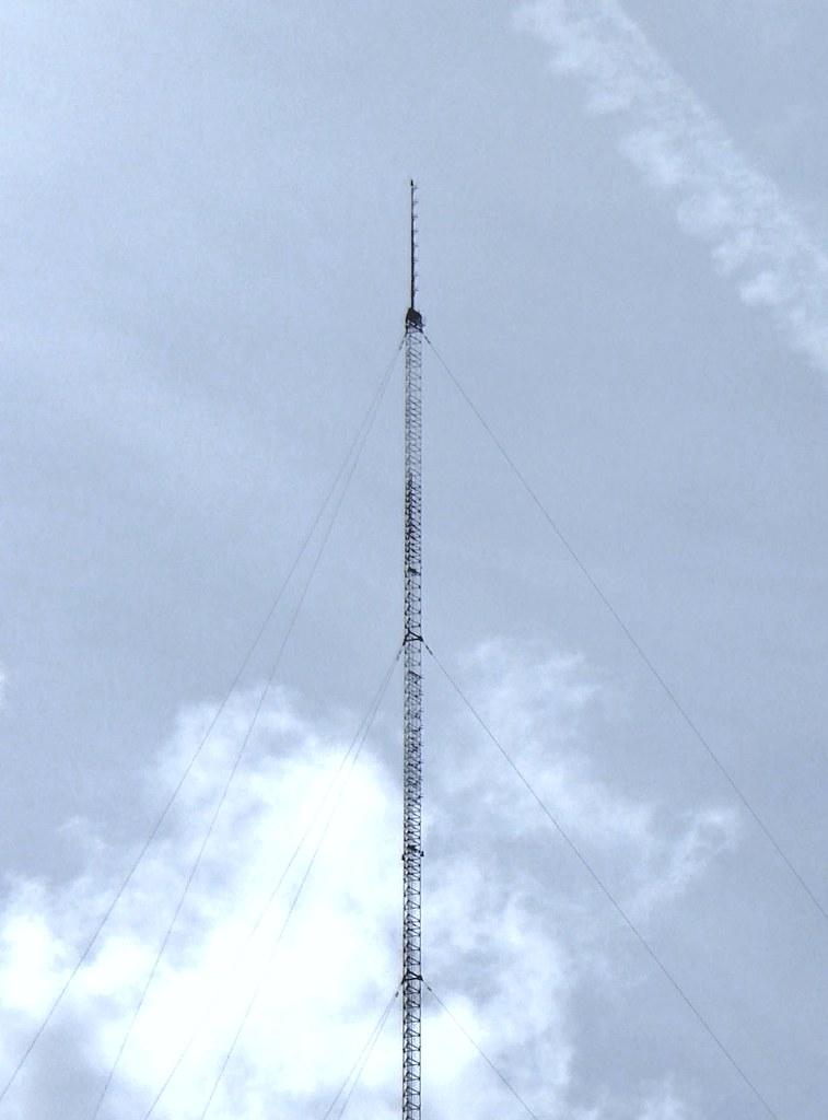 Cox Radio Tower Verna   List of the tallest towers. 1 Burj ...