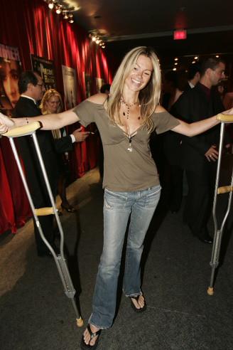 Caroline Neron | Singer Marie-Chantal Toupin arrives on ...