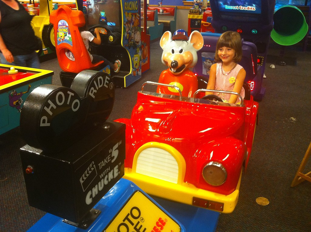Chuck E Cheese S Long Beach Ca