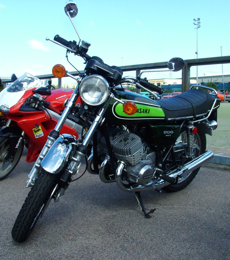 Kawasaki  Triple For Sale