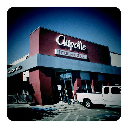 Chipotle @ Southwestern & 75, Dallas, TX | by nffcnnr