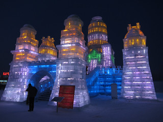 Harbin Ice Festival | by niqodemus