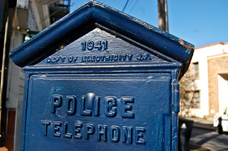 Police Telephone | by Telstar Logistics