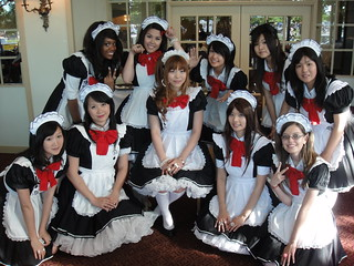 Cafe Delish Maids 2010 | by Archangeli
