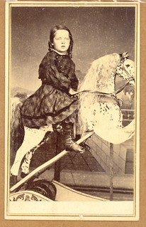 Victorian Boy on Horse | by Mirror Image Gallery