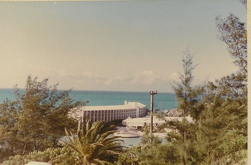 Sonesta Beach Hotel Bermuda Honeymoon 1985 Cond 233 Nast