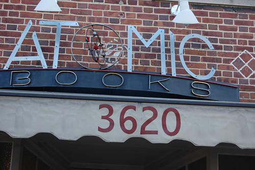 Atomic Books, Hampden (Hon) | by BillyClub