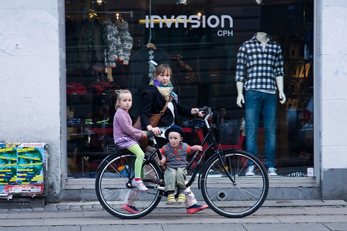 Supermum Bicycle Transport | by Mikael Colville-Andersen
