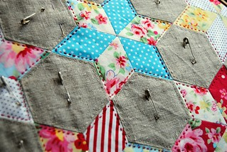 DQS9 hand quilting | by bianca jae makes stuff