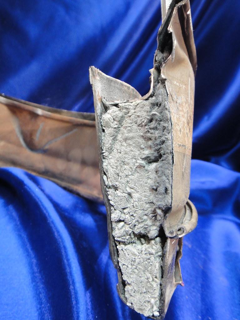 prefab metal chimney cross section metalbestos cross sec u2026 flickr