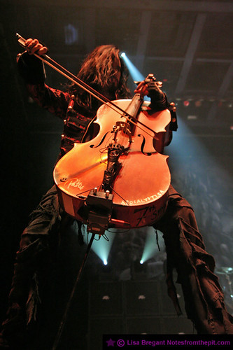 Apocalyptica Perttu Kivilaakso9 | by Notes From The Pit
