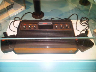 Atari 2600 at ACMI in Melbourne, Australia | by Mike Boudreaux