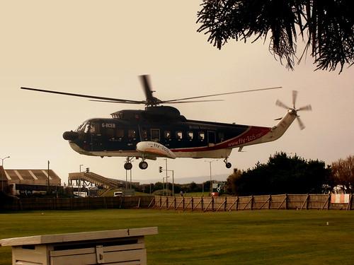 BRITISH INTERNATIONAL HELICOPTERS FLIGHT BS1110 S61 GBCEB   Flickr