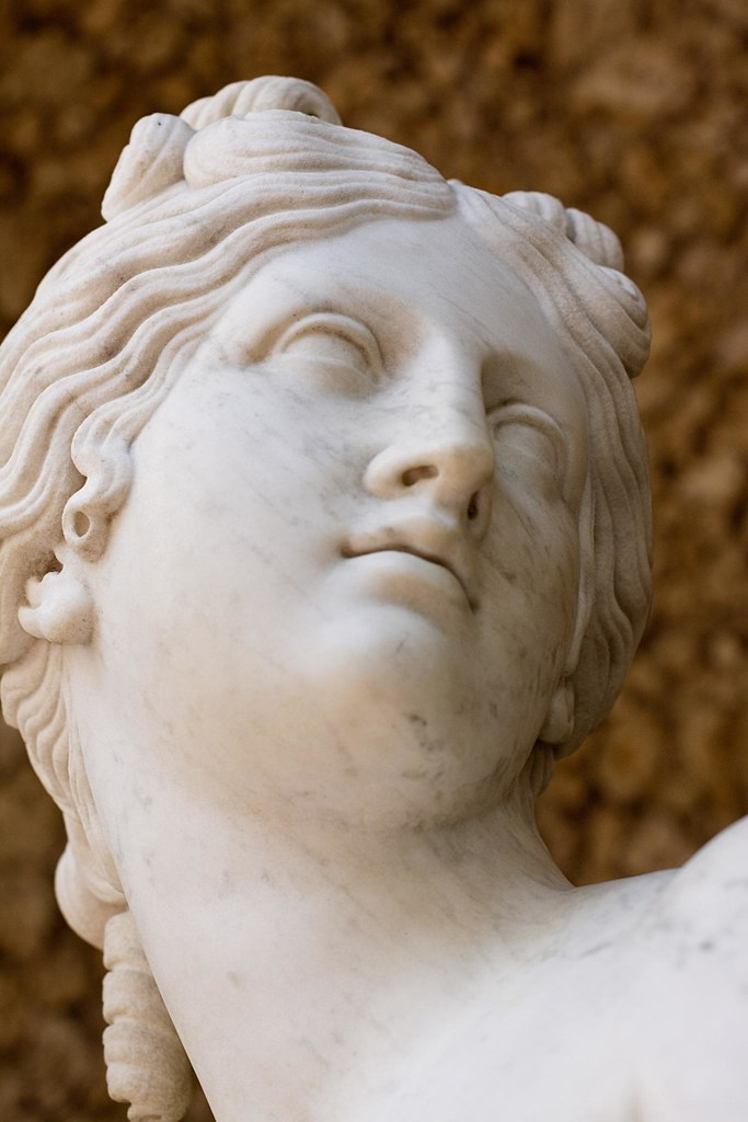 venus roman goddess of love its a marble copy of a