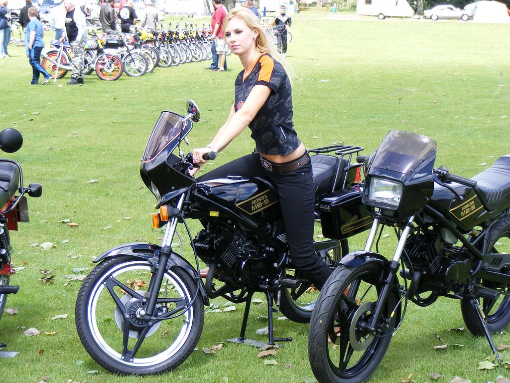 honda mb pictured  billing moped rally  idletony flickr