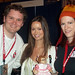 Summer Glau and Timmy